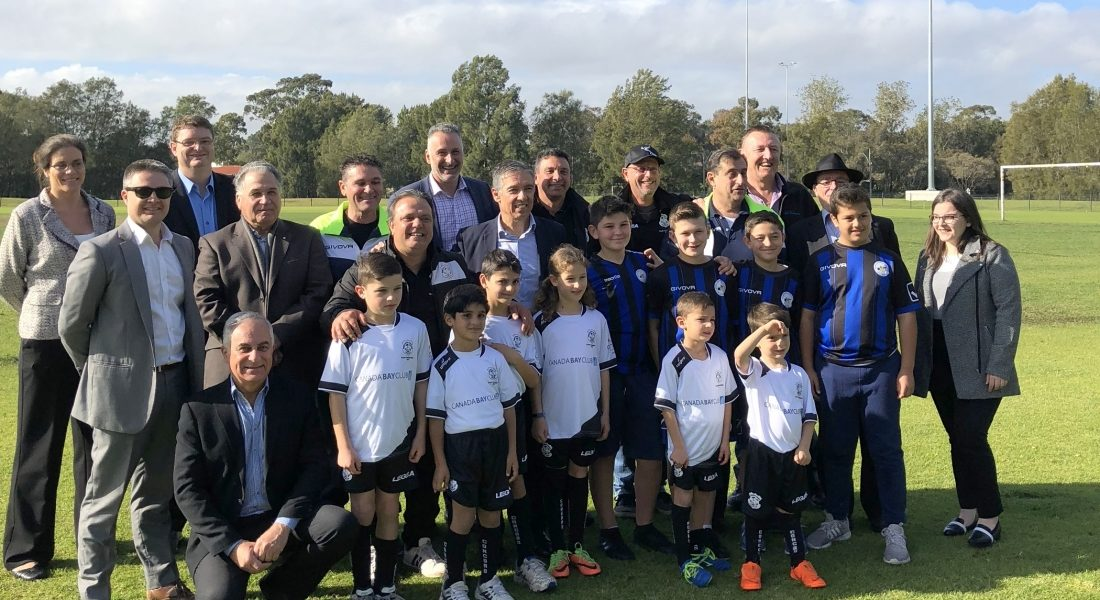Ron Routley Oval to get an upgrade